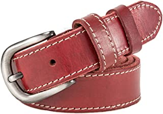 Women's Comfortable Belt Women's Adjustable Leather Belt Formal Casual Clothing Accessories Durable Belt for Female for Tights Leggings Jeans Uniforms