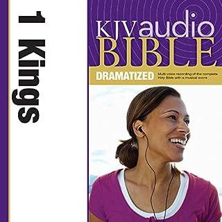 Dramatized Audio Bible - King James Version, KJV: (10) 1 Kings audiobook cover art