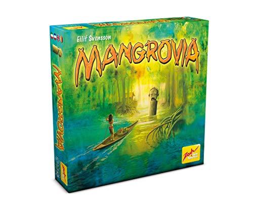 Zoch 601105076 Mangrovia, Familienspiel