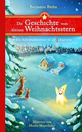 Die Geschichte vom kleinen Weihnachtsstern: Ein Adventsabenteuer in 24 ½ Kapiteln - Zum Vorlesen und Lesen im Advent oder an Weihnachten