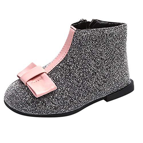 Zapatos de bebé, ASHOP bebé Invierno Ancho Ankle Boots Zapatos niña niño...