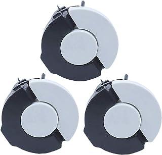 Haishine 3 x gasbränsleskydd för STIHL MS192T MS200 MS250 MS290 MS380 MS390 MS440 MS460 MS880
