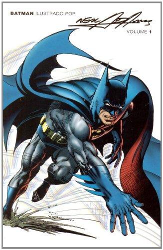 Biblioteca Descobrindo Coisas - Batman Por Neal Adams