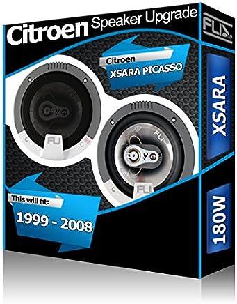 Fangfeen Barrel Lock Set Door Lock Set Compatible pour Partner Xsara Berlingo 252522 9170.G3 9170.CW