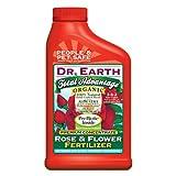 Best Rose Fertilizers - Dr. Earth 1011 Rose/Flower Fertilizer, 24-Ounce Review