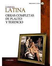 Comedia latina. Obras completas de Plauto y Terencio (Bibliotheca Avrea)