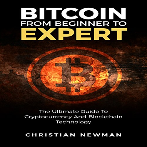 Bitcoin from Beginner to Expert audiobook cover art