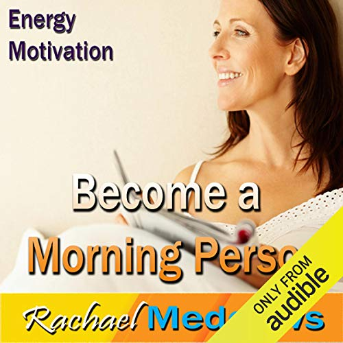 Become a Morning Person Hypnosis audiobook cover art