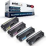4 cartucce toner compatibili per Brother MFC-L8690 CDW MFC-L8900 CDW TN-423BK TN-423C TN-423M TN-423Y nero, blu, rosso, giallo, serie Color Pro