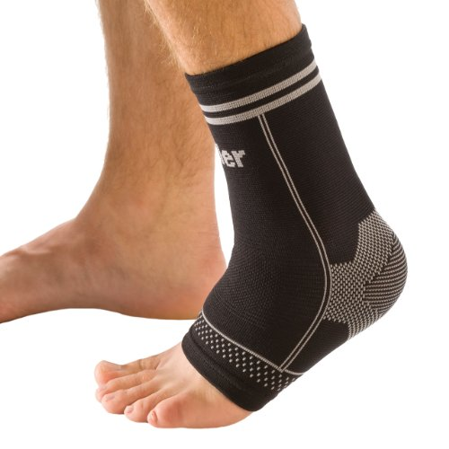 Mueller Sport Care 4-Way Stretch Ankle Support Braces Size Small/Medium