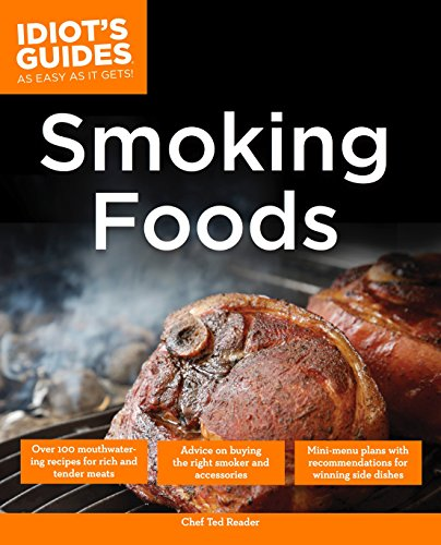 The Complete Idiot's Guide to Smoking Foods (Complete Idiot's Guides (Lifestyle Paperback))