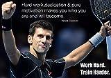 Novak Djokovic 4–Motivation und Inpiration