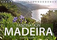 Faszination Madeira (Tischkalender 2022 DIN A5 quer): Hanna Wagner zeigt Madeiras beeindruckendste Facetten in einem monatlichen Bilderreigen. (Monatskalender, 14 Seiten )