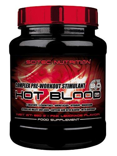 Hot Blood 3.0 - 820 g Limonata rosa