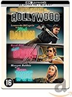 ONCE UPON A TIME IN... HOLLYWOOD (UHD+ BD)(STEELBOOK)