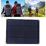 Niiyen Panel Solar, 10W 12V Cargador de energía de batería de...