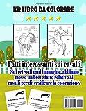 Zoom IMG-1 cavalli libro da colorare 40