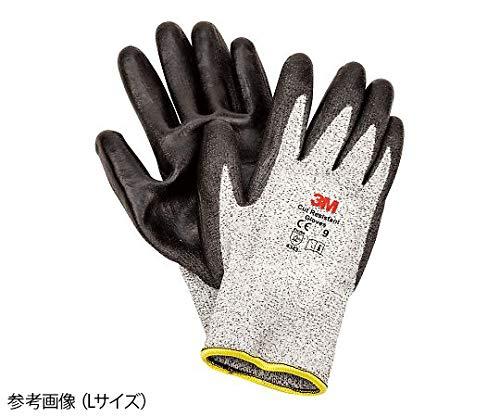 スリーエム 耐切創手袋 耐切創レベル3B 黒 XL GLOVE CUT3B XL