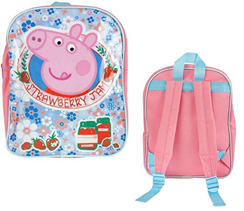 Boys Girls Kids Backpack Junior Toddlers Characters Rucksack School Lunch Bag