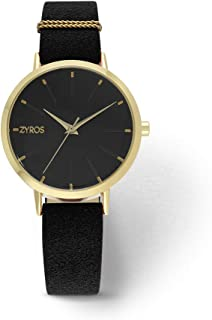 Zyros Watch for Women, Analog, Fabric - ZAV007L010202