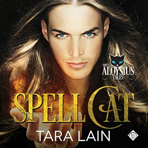 Spell Cat audiobook cover art