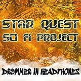 Drummer in Headphones