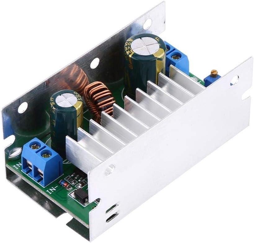 DC Boost Module DC-DC 6-35V to 6-55V Adjustable Step Up Converter Module 200W Voltage Boost Converter Charger Module for Voltage Power Conversion