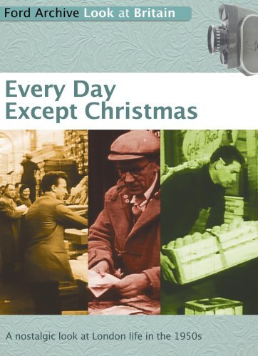 Every Day Except Christmas DVD by Lindsay Anderson