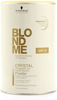 Schwarzkopf Blond Me Crystal Powder 15.9oz/450g