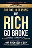 top 10 ebooks - The Top 10 Reasons the Rich Go Broke: Powerful Stories That Will Transform Your Financial Life… Forever