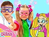 Diana's Bubble Solution!