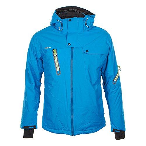 Peak Mountain - Ski-Jacke Mann Corer- blau - L