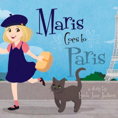 Maris Goes to Paris audiobook cover art