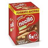 Sticks Nocilla Original Sin Aceite de Palma Pack de 6 Raciones de 30g