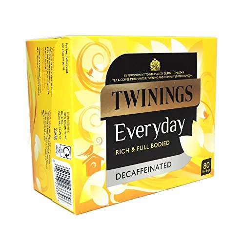 Twinings The Everday Tea Decaff 80 Bag