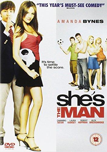 She's The Man [DVD] [UK Import]
