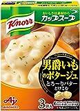 クノール カップスープ 男爵いものポタージュ 3袋 ×10個