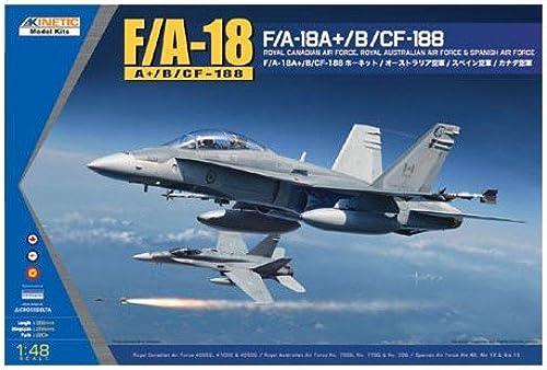 venta caliente en línea Kinetic k48030 Maqueta de de de F A SN-18A +, CF de 188   barato
