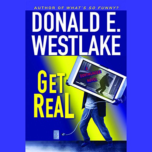 Get Real audiobook cover art