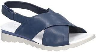 The Flexx Womens/Ladies Pina Tivoli Touch Fastening Leather Sandal