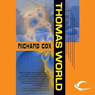 Thomas World audiobook cover art