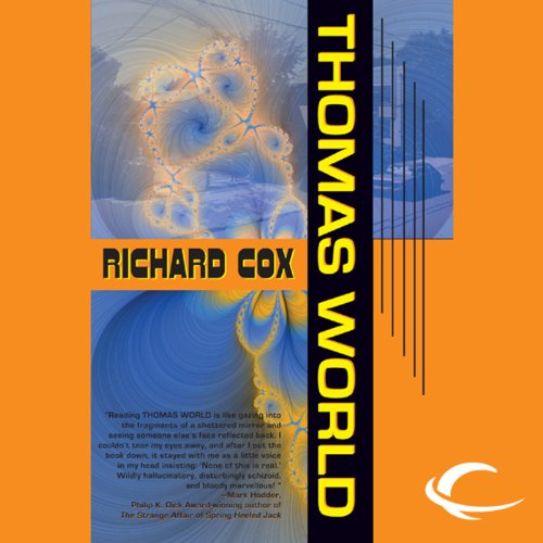 Thomas World audiobook cover art