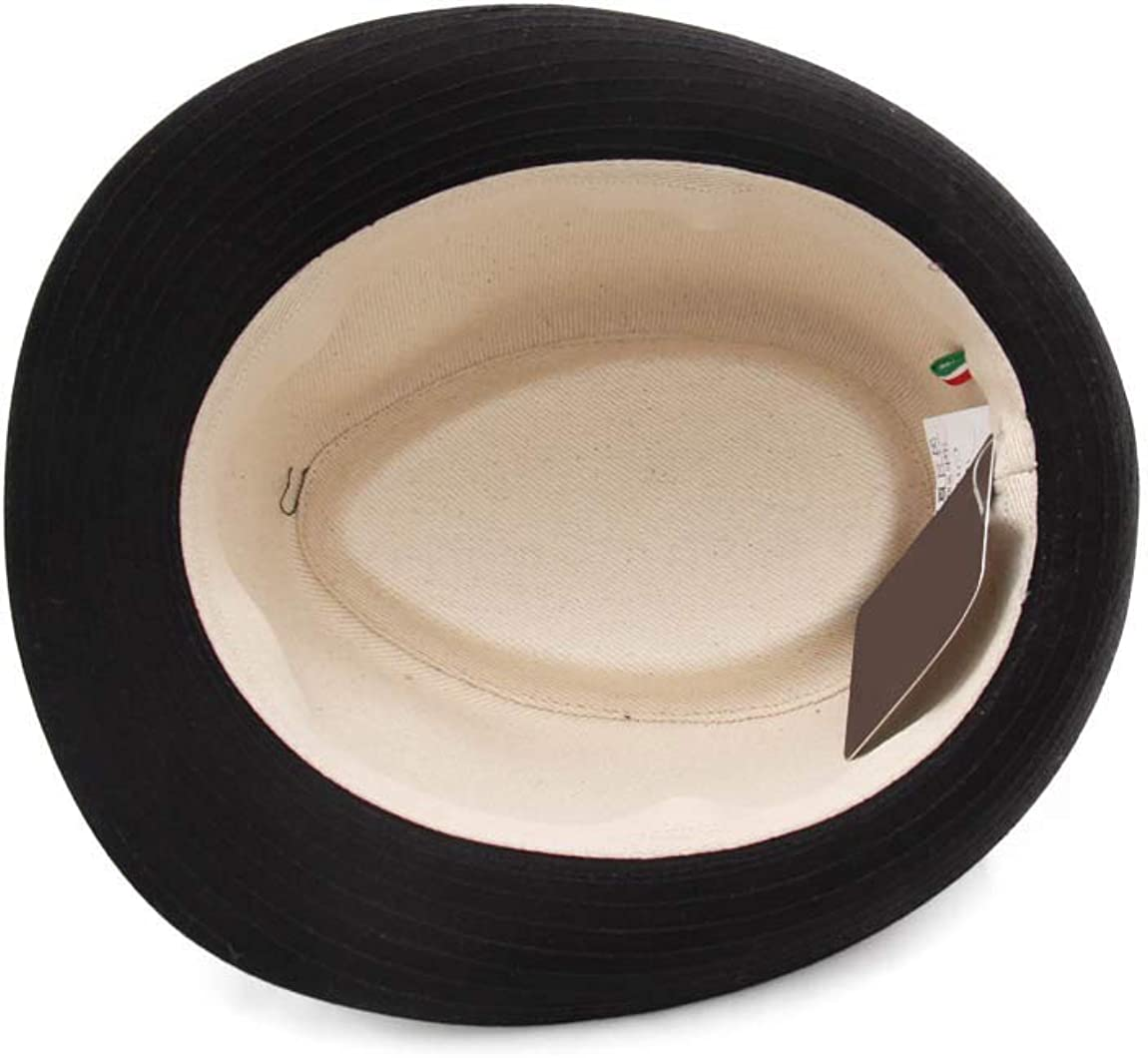 Classic Italy Chapeau Trilby Homme ou Femme Classic Trilby