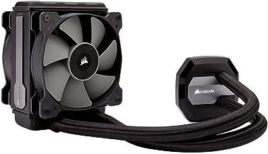 Corsair Hydro Series H80i v2 AIO Liquid CPU Cooler, 120mm Thick Radiator, Dual 120mm SP Series PWM Fans, Advanced RGB Lighting and Fan Software Control