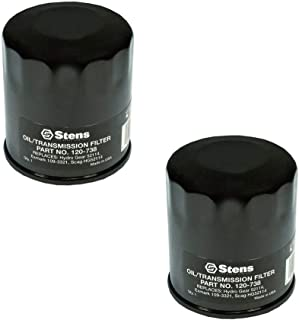 Stens 120-738 Transmission Filter, Pack of 2