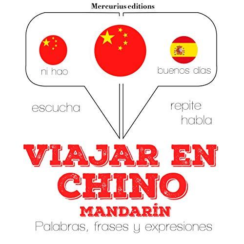 Viajar en chino (mandarín) audiobook cover art