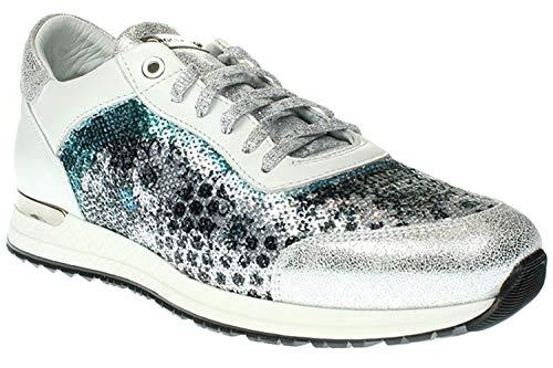 No Claim Glory - Damen Schuhe Sneaker - S0084E0 Flower-pop-Tosca-azz, Größe:41 EU