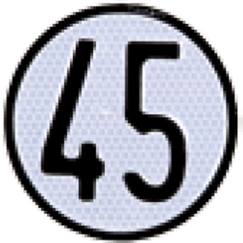 Cofan 199023 Snelheidsschijf, 45 Km, 100 mm