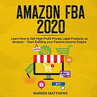 Amazon FBA 2020 cover art