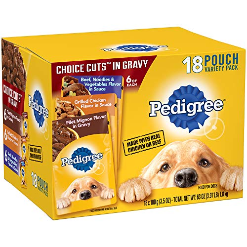 Pedigree Choice Cuts In Gravy Adult Wet Dog Food...